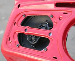 RetroSound VW Dash Speaker