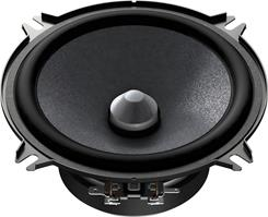 Side-view of the Pioneer TS-A1305C woofer