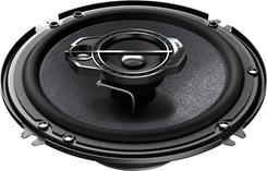 "Side-view of Pioneer TS-A1675R 6-1/2"" speaker"