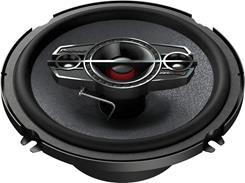 "Side-view of Pioneer TS-A1685R 6-1/2""/6-3/4"" speaker"