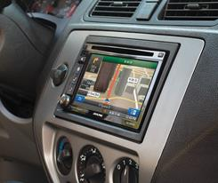 Alpine's INE-S920HD navigation receiver