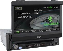 Jensen VM9216BT DVD receiver