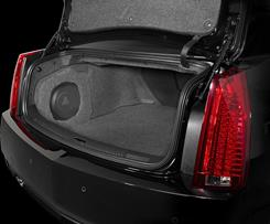 JL Audio Stealthbox for Cadillac CTS