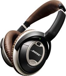 Bose QuietComfort 15 Acoustic Noise Cancelling headphones Limited Edition Slate/Brown
