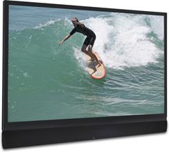 The Artison Studio Series sound bars are designed to match your television