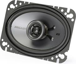 "Kicker 41KSC464 4.6"" Coaxial Speakers"