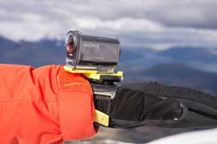 The Sony HDR-AS30 Action Camera Wearable Kit