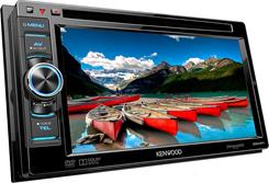 Kenwood DDX371 DVD receiver