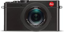 The Leica D-Lux features a built-in, high-quality Vario-Summilux zoom lens.