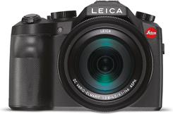 The Leica V-LUX camera features a fast DC Vario-Elmarit lens with 16X optical zoom.