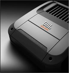 JBL GTX500 500W x 1 Car Amplifier