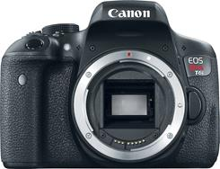 The Canon EOS Rebel T6i is compatible with excellent EF and EF-S lenses.