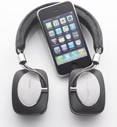 Headphones with iPod