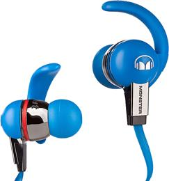 Monster iSport Immersion in blue