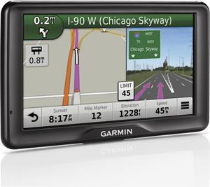 Garmin dezl 760LMT with Advanced Lane Guidance