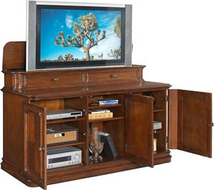 Uplift TV Banyan Creek cabinet