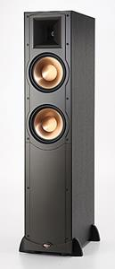 h714RF82B o_grilleoff klipsch reference series rf 82 (black) single floor standing RF-82 System Home Theater at bakdesigns.co