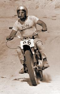 Filters developed for motorcycle racing in the desert