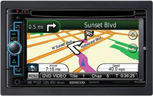 Navigation by Garmin