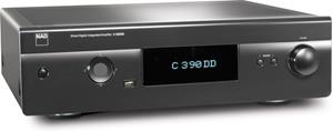 The NAD C 390DD Direct Digital Integrated Amp
