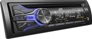 JVC Arsenal KD-AHD65 CD receiver