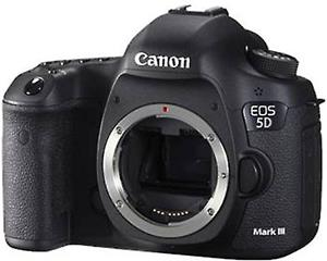 The long-awaited Canon EOS 5D Mark III