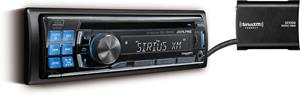 SiriusXM2 CD receiver
