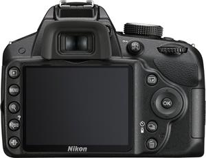 The Nikon D3200 digital SLR