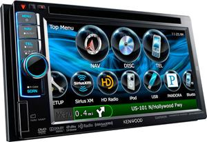 Kenwood DNX6990HD