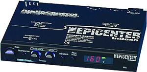 Epicenter InDash bass processor
