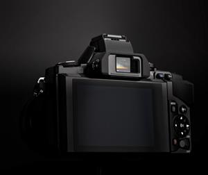 The Olympus OM-D E-M5 digital camera