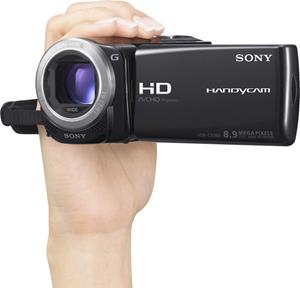 The Sony Handycam® HDR-CX260V