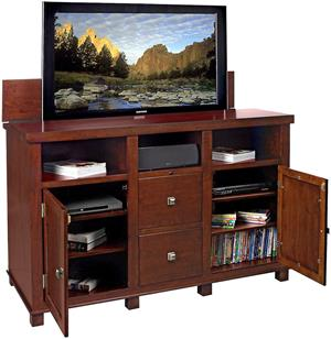 Uplift Axiom TV Lift Cabinet