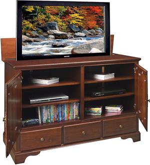 Uplift TV Nottingham cabinet