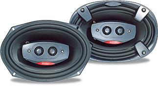 Boston Acoustics SX95 speakers