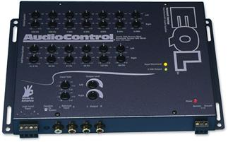 AudioControl's EQL trunk-mount 2-channel equalizer