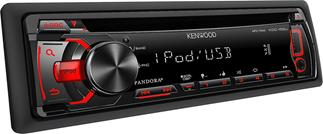 Kenwood KDC-155U CD receiver