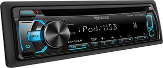 Kenwood KDC-255U CD receiver