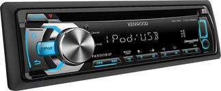 Kenwood KDC-355U CD receiver