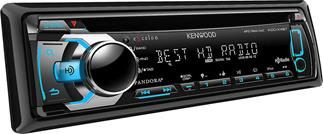 Kenwood KDC-X497 CD receiver