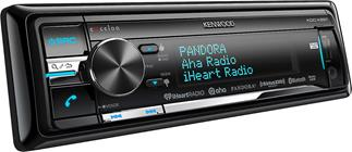 Kenwood Excelon KDC-X897 CD receiver