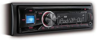 Alpine CDE-141 CD receiver