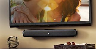 The JBL SB 200 Sound Bar