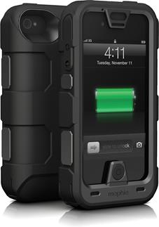 mophie juice pack pro iphone 4/4s