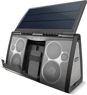 Eton Rukus XL solar-powered bluetooth speaker system