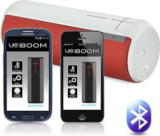 UE Boom portable Bluetooth speaker
