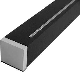 Definitive Technology SoloCinema Studio powered sound bar with wireless subwoofer
