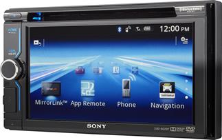 sony xav 602bt dvd receiver at crutchfield com sony xav 602bt