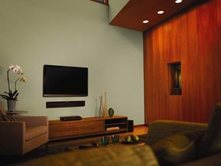The Bose® Lifestyle® 135 Series II home entertainment system fits in with almost any living space
