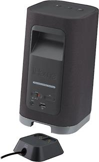 iHome IBT30 bluetooth powered speakaer system portable